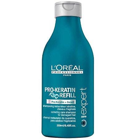Shampoo Restaurador Loreal Professionnel Pro-keratin Refill