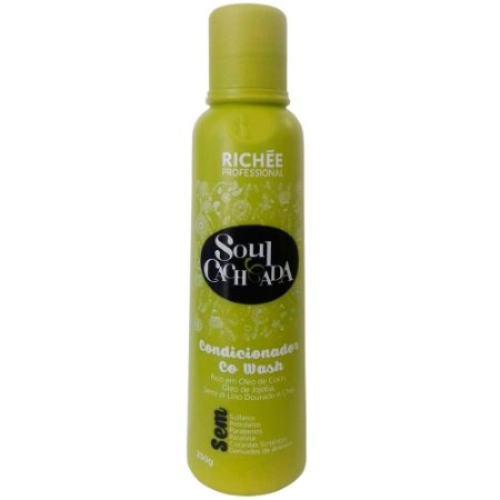 Condicionador Soul Cacheada Co Wash Richée