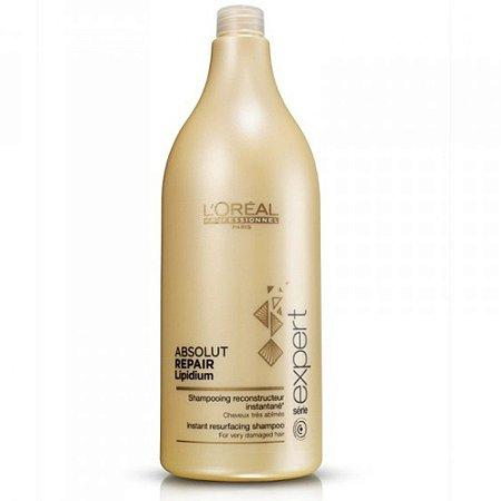 Loreal Professionnel Absolut Repair Cortex Lipidium Shampoo 1500ml