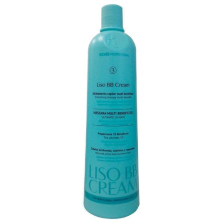 Liso BB Cream Máscara Multi Benefícios Richée Professional 1L