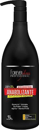 Shampoo Anabolizante 1 Litro Forever Liss
