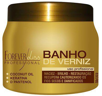 Banho de Verniz Brilho Hidratante 250g - Forever Liss
