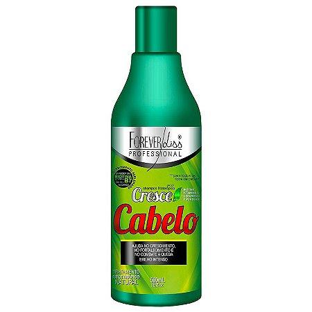 Cresce Cabelo Shampoo 500ml - Forever Liss