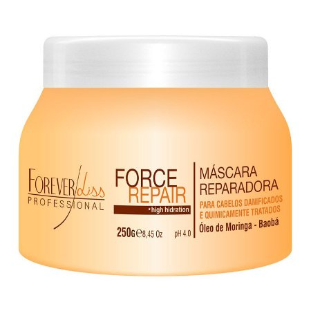 Máscara Force Repair 250g - Forever liss