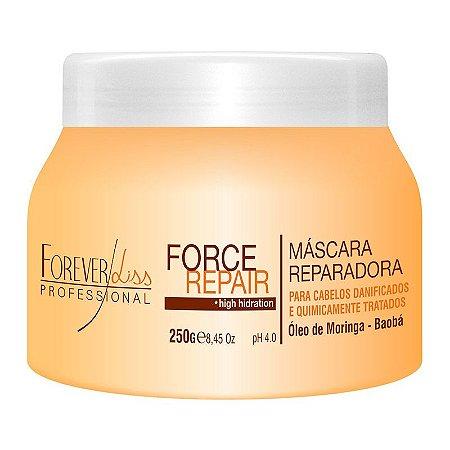 Máscara Forever Liss Force Repair 250g