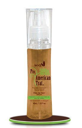 Leads Care American Tratamento Óleo de Ojon - 45ml