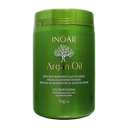 Inoar Argan Oil System Máscara 1 Kg