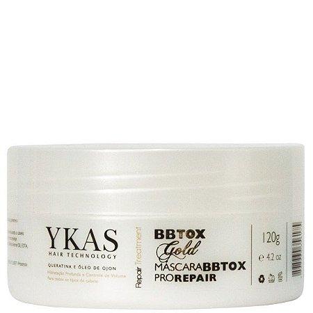 Ykas BBTox Máscara Pro Repair 120 g