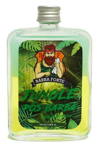 Loção Pós Barba Bifásica Jungle Barba Forte 100ml
