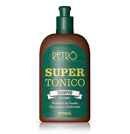 Shampoo Super Tônico Retrô Cosméticos 300ml