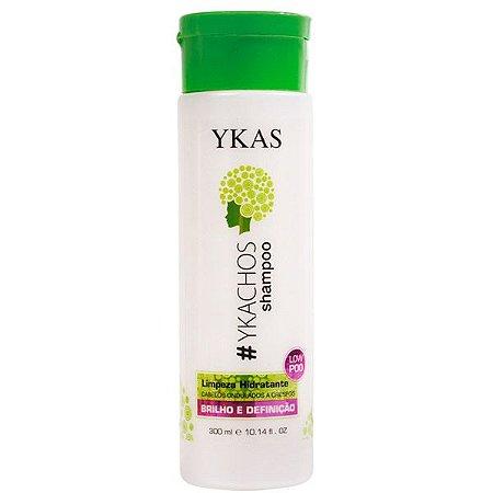 Shampoo Hidratante Ondulado a Crespos Ykas Ykachos 300ml