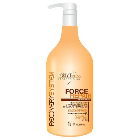 Shampoo Forever Liss Force Repair 1L
