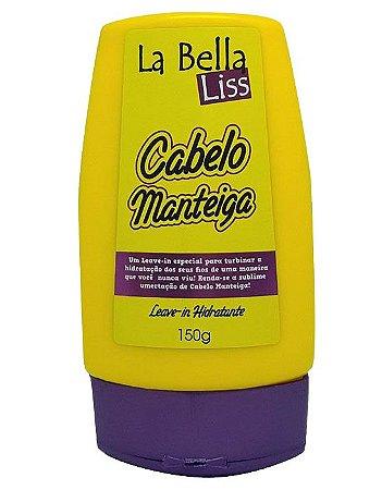 Creme de Pentear La Bella Liss Cabelo Manteiga Leave-in 150g