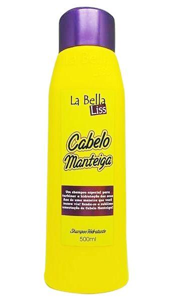 Shampoo Hidrtante La Bella Liss Cabelo Mateiga 500ml