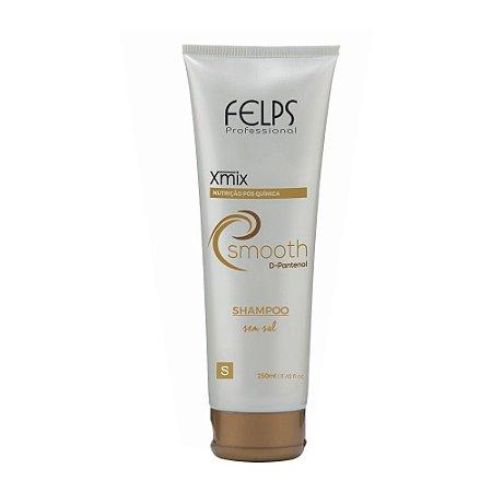 Shampoo Pós Química Felps Profissional Xmix Smooth 250ml