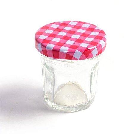 Potinho de Vidro Jelly - 30 ml - 1 Unidade
