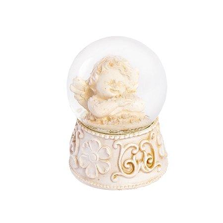 Globo de Neve Anjinho - 9.5 cm - 1 Unidade