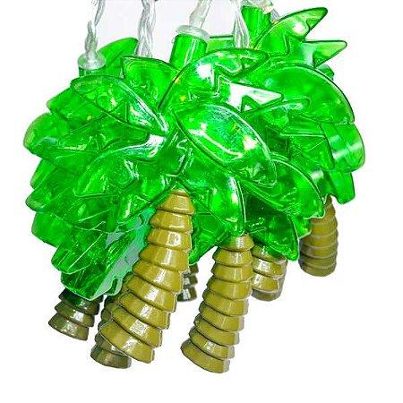 Cordão de Luz Coqueiros  - 2 M - 10 LED
