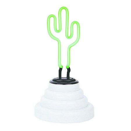 Cactos Neon - 23 cm - 1 Unidade