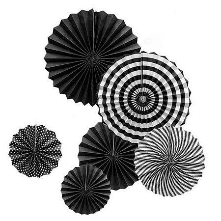 Conjunto de Margaridas - Embalagem com 6 Unidades