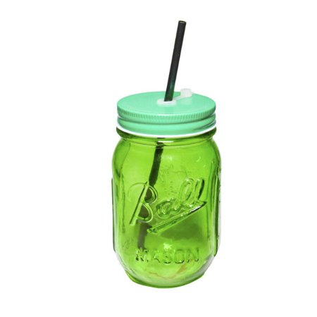 Mason Jar Ball - 13 x 7 cm - 450 ml - 1 Unidade