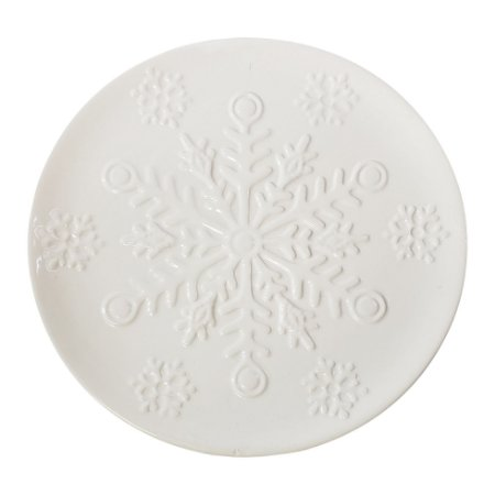 Prato de Cerâmica Let It Go - 1 Unidade