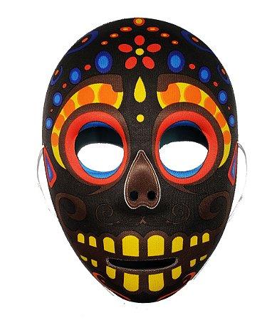 Máscara Mexican Skull - 2 Unidades
