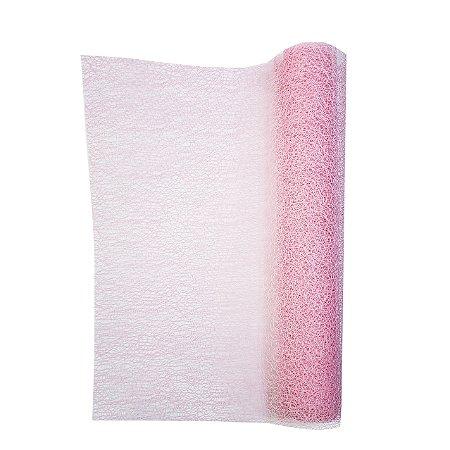 Caminho de Mesa Rosa Candy - 1un