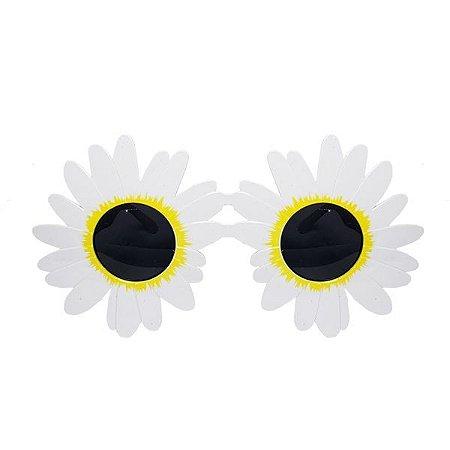 Óculos de Plástico Vejo Flores em Você  Shine - 1 Unidade