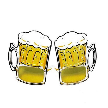 Óculos de Plástico Beer Me  - 1 Unidade