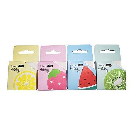 Washi Tape Fruits - 16 Unidades