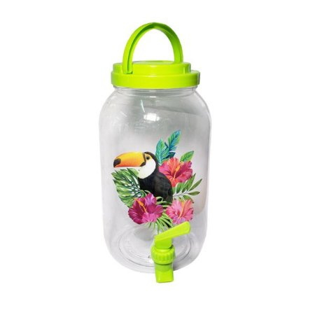 Suqueira Plástico Summer - 3,8 litros - 1 Unidade