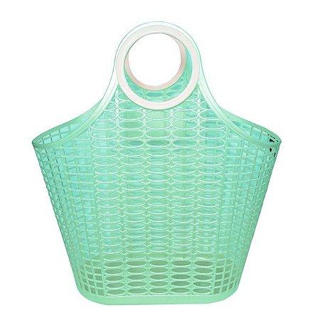 Sacola Plastico Gelbag Tiffany - 1 Unidade