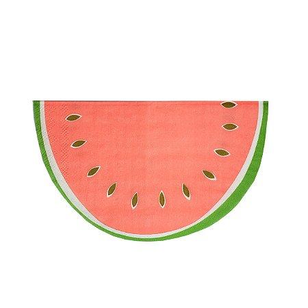 Guardanapo Watermelon - Pacote com 20 peças