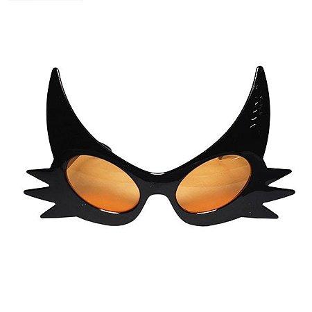 Óculos de Plastico Cat Eyes - 1 Unidade