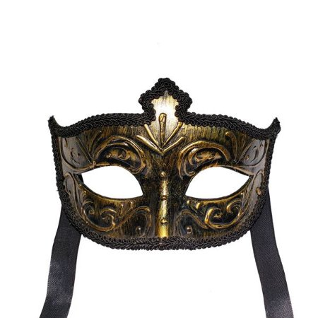 Máscara de Plástico Paris - 1 Unidade