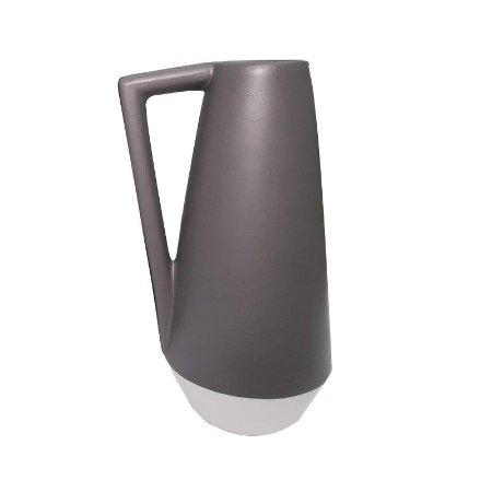 VASO DE CERAMICA ALL DARK 28.5cm