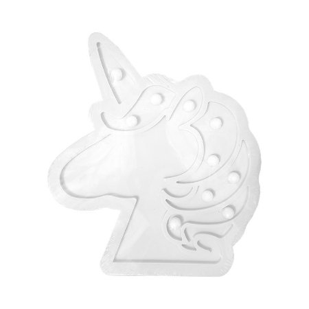 LUMINARIA UNICORNIO JOLLY - 23.5 x 27 cm