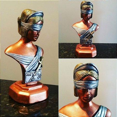Busto da Justiça - Themis Exclusive 16cm