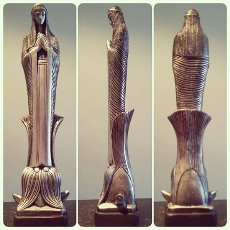 Nossa Senhora do Silêncio Egípcia