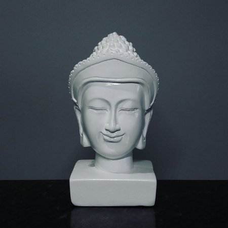 Cabeça de Buda Bright