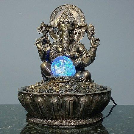 Fonte Ganesha Old Gold