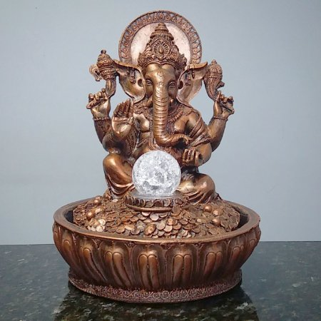 Fonte Ganesha Copper