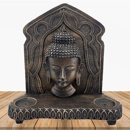 Incensário Painel Buda