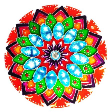 Mandala Dynamic Colors