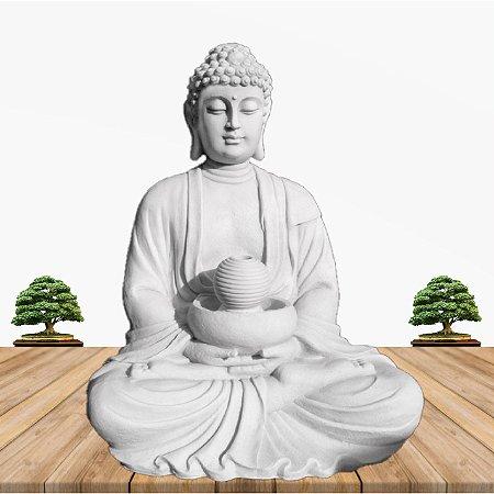 Fonte Buda Zen Marmorite 85 cm