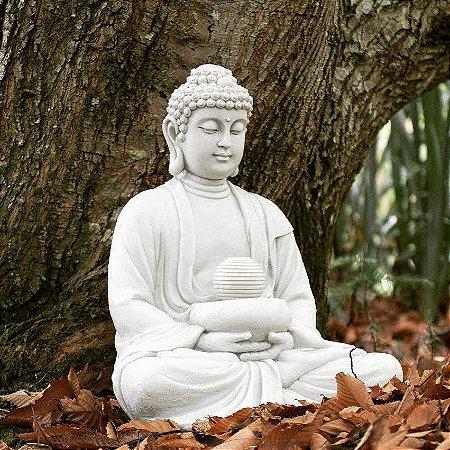 Fonte Buda Zen Marmorite 85 cm 110V