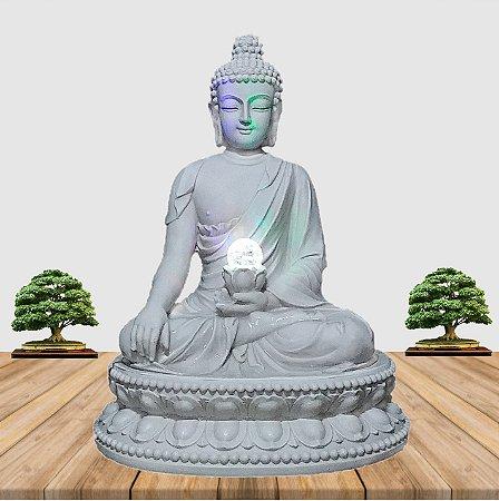 Fonte Buda Thay Marmorite 60 cm