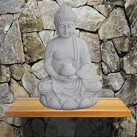 Buda Good Vibes Marmorite 45 cm