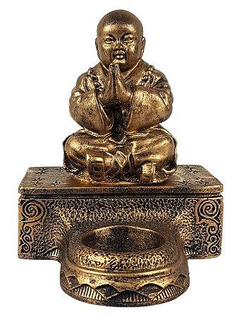 Buda Castiçal Gold
